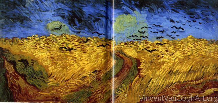 vincent van gogh critique essays Vincent van gogh by allele vincent van sago's work of art ann lee humanities 1301  related essays van gogh van  art critique: boys in a pasture vs.
